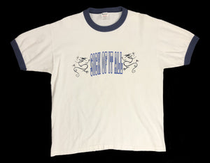 "Vintage Sick of it All ""Built to Last"" Ringer T-Shirt"