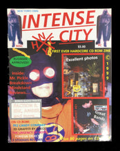 Vintage Intense City Hardcore Zine