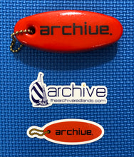 "The Archive ""Nautica"" Inspired Floating Key Chain"