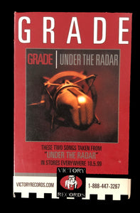 "Grade ""Under the Radar"" Sampler Tape"