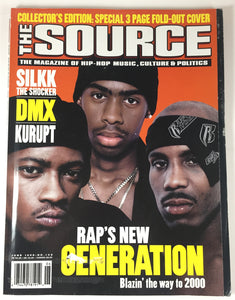 The Source Magazine, June 1998