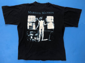 "Vintage Marilyn Manson ""Dead to the World"" T-Shirt"
