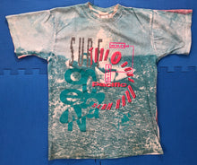 Vintage Op Ocean Pacific All-Over Print T-Shirt