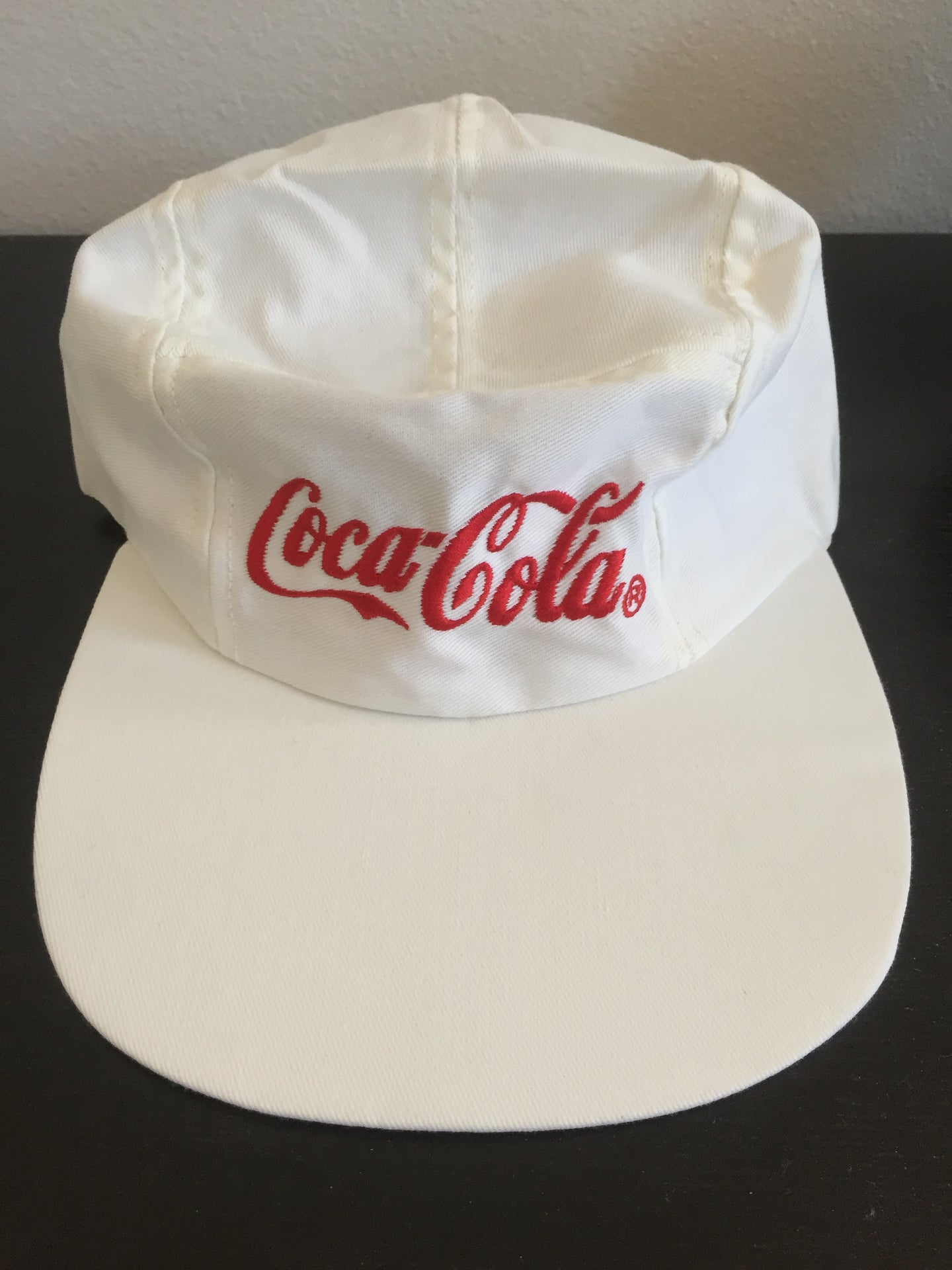 Coca-Cola Vintage Drawstring 5 Panel Hat