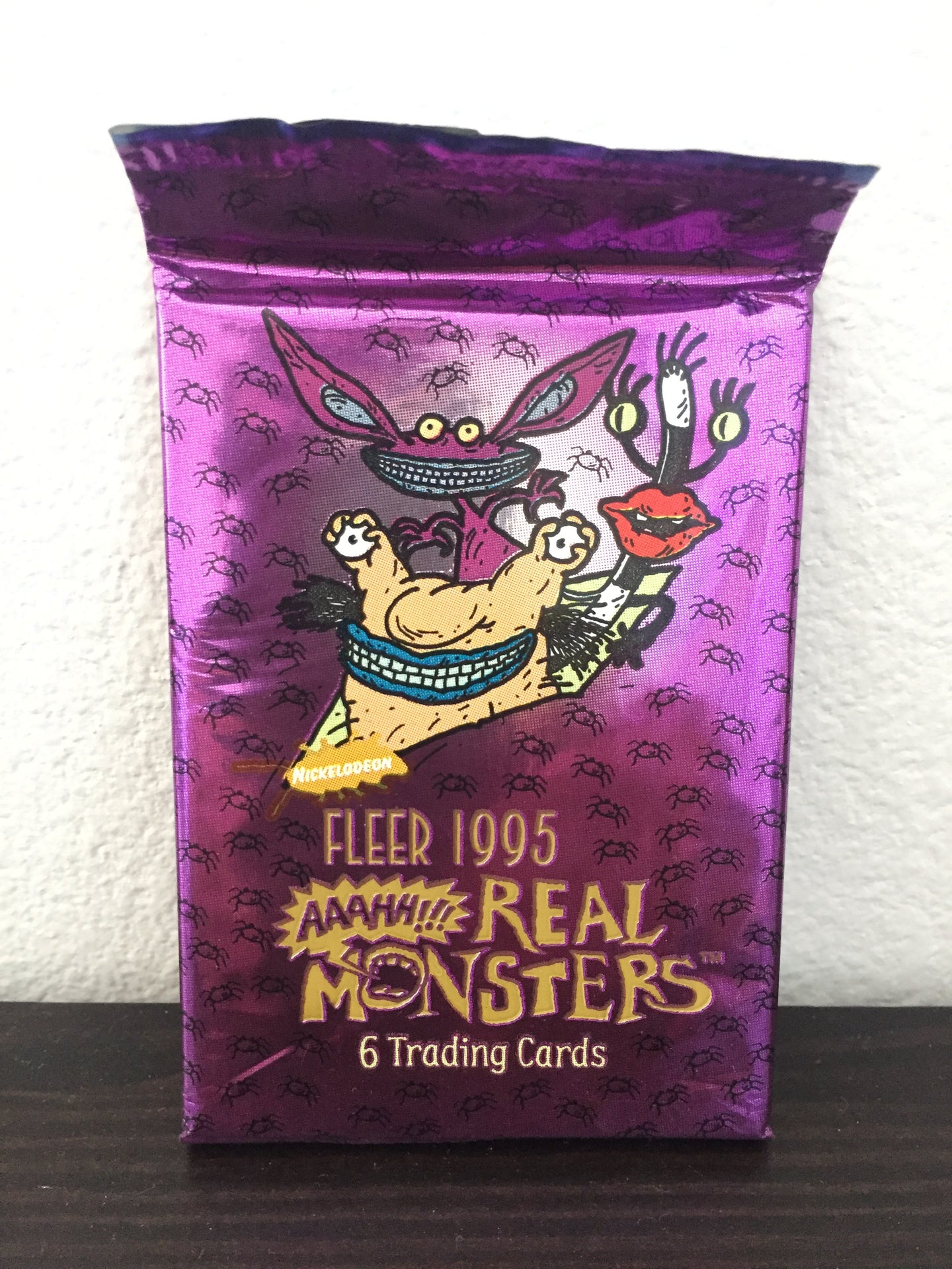 Aaahh!!! Real Monsters Trading Cards