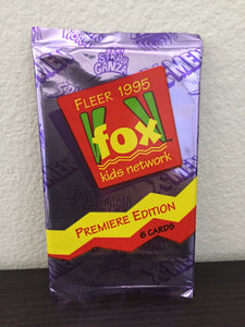 Fox Kids Network Trading Cards (Premiere Edition)