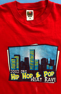 "2002 ""Heat Rave"" T-Shirt"