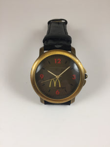 "Vintage McDonald's ""Value of Gold"" Watch"