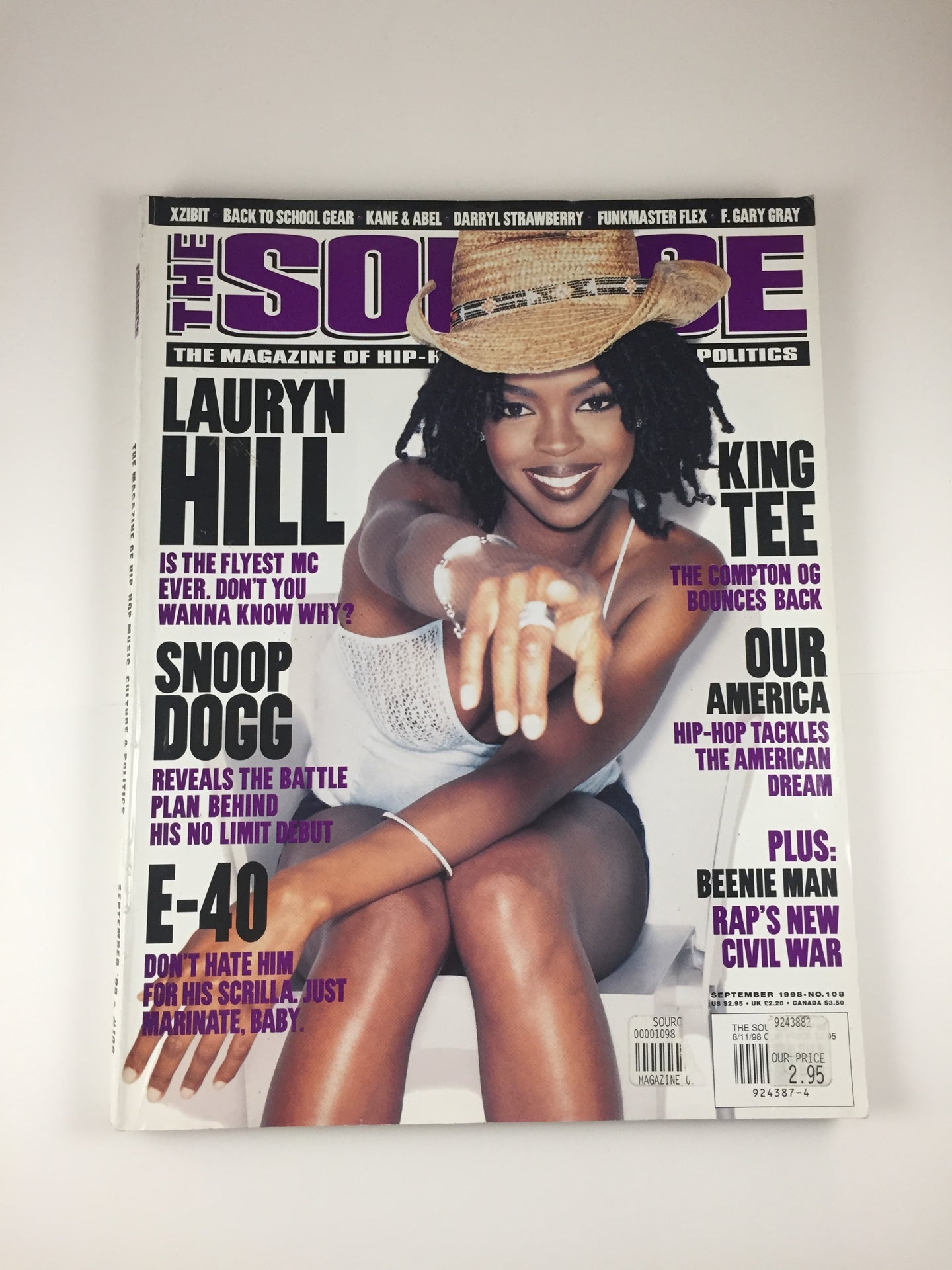 The Source Magazine, September 1998