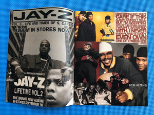 CURATED 90's Hip Hop Photo Zine