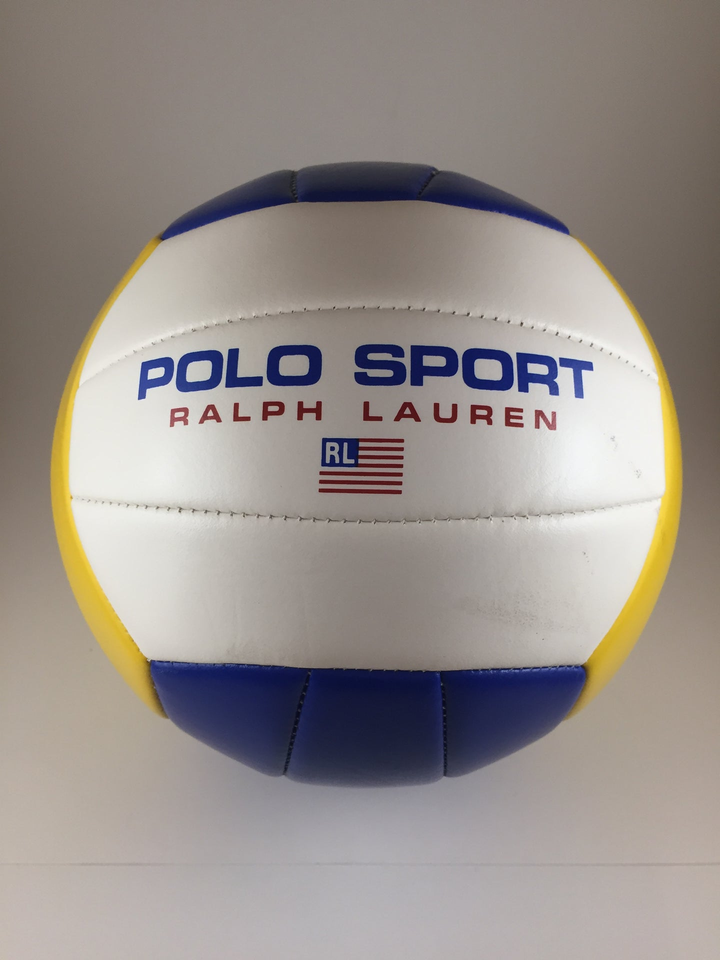 Vintage 1997 Polo Sport Volleyball