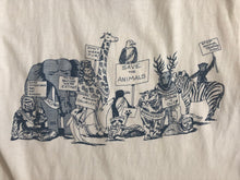 "Vintage ""Save the Animals"" T-Shirt"
