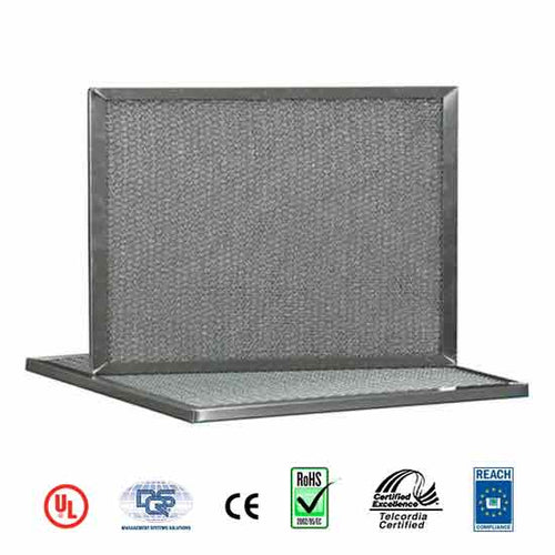 16x25x1 Commercial Washable Air Filter