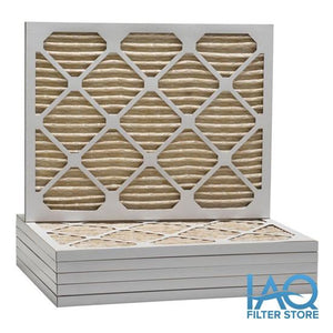 16 3/8x21 1/2x1 MERV 11 - 6 PK - Ultra Allergen Furnace & AC Air Filters