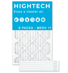 14x14x4 MERV 11 - 6 PK - Ultra Allergen Furnace & AC Air Filters