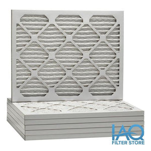 19 3/4x24 3/4x1 MERV 8 - 6 PK - Premium Furnace & AC Air Filters