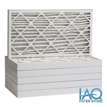 Load image into Gallery viewer, 16x30x2 MERV 8 - 6 PK - Premium Furnace & AC Air Filters