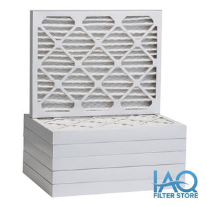 20x21 1/2x2 MERV 8 - 6 PK - Premium Furnace & AC Air Filters