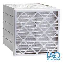 Load image into Gallery viewer, 20x20x4 MERV 8 - 6 PK - Premium Furnace & AC Air Filters
