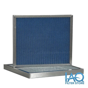 "17"" x 22"" x 2"" Permanent Washable Residential Air Filter"