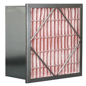 20x24x6 65% With Header Rigid Filter Commercial Rigid Box Filter