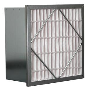 12x24x12 85% With Header Rigid Filter Commercial Rigid Box Filter