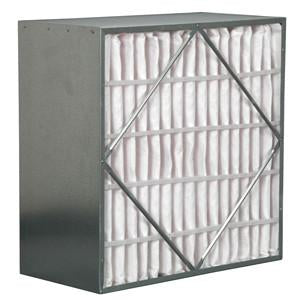"20"" x 24"" x 6 85% No Header Rigid Filter Commercial Rigid Box Filter"