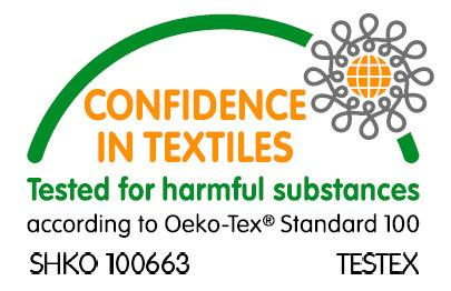 OKEO-TEX® Standard 100 Certified label