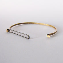 Load image into Gallery viewer, Steel Swing Top Bracelet