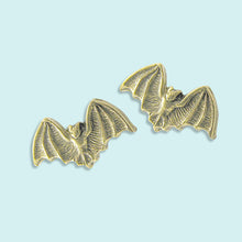 Load image into Gallery viewer, Bat Stud Earrings