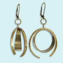Load image into Gallery viewer, Astrolabe Earrings