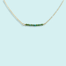 Load image into Gallery viewer, Turquoise Bead Necklace