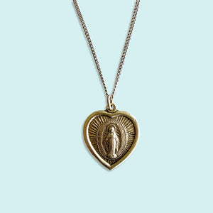 Virgin of Guadalupe Necklace