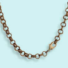 Load image into Gallery viewer, Double Loop Chain Necklace