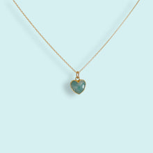 Load image into Gallery viewer, Heart of Stone Amazonite Necklace