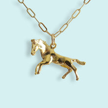 Load image into Gallery viewer, Wild Horses Necklace