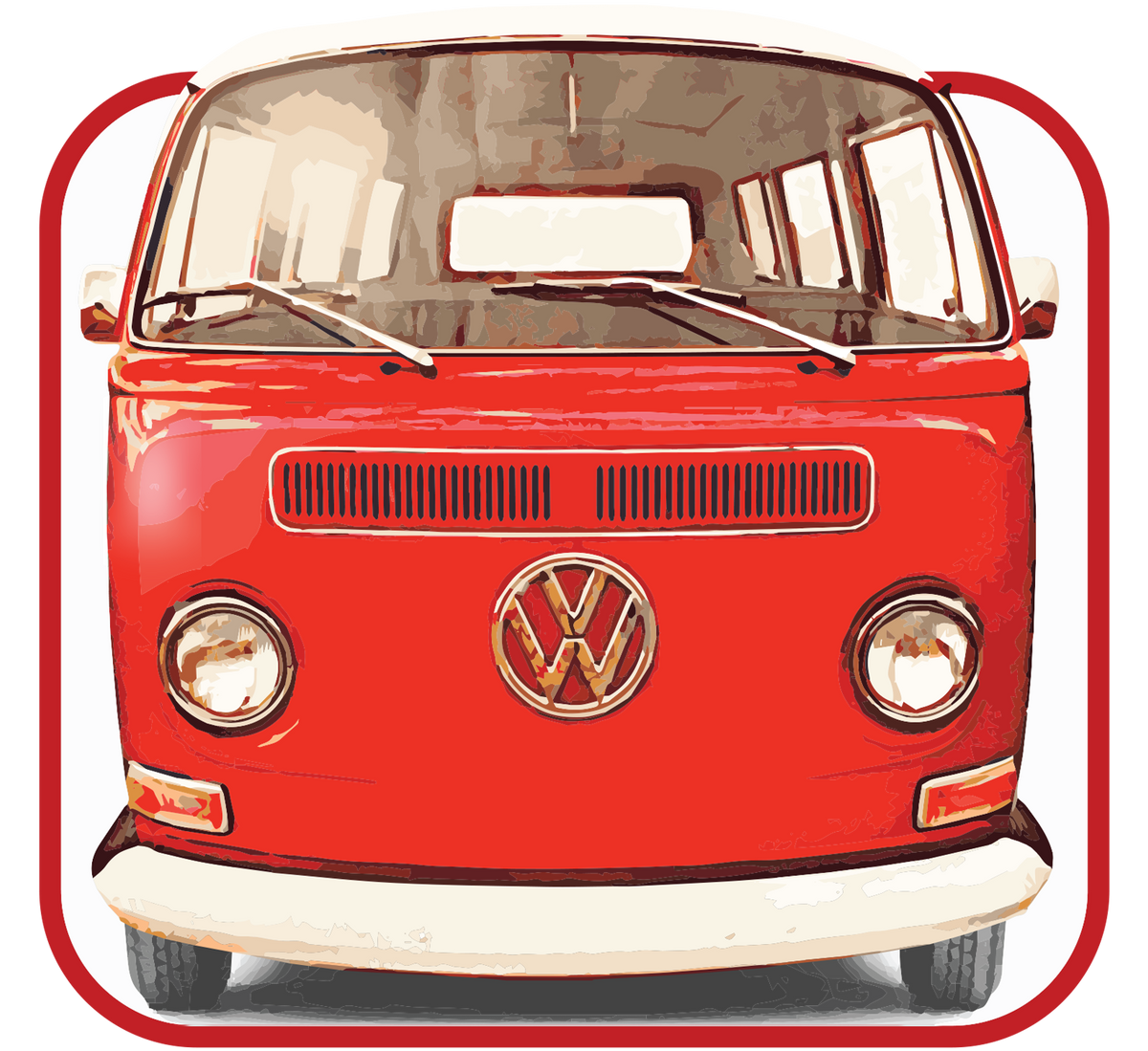 Bay Window Kombi