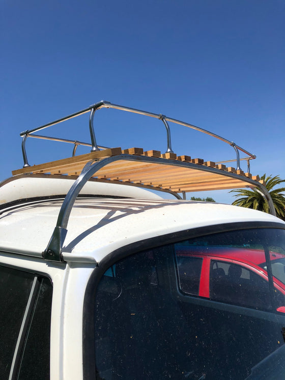 vw roof rack 2 bow kombi roof rack