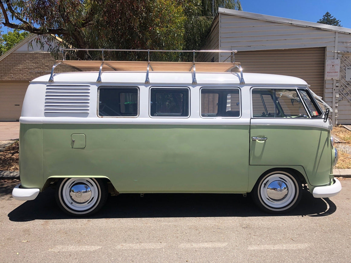 5 bow kombi roof rack