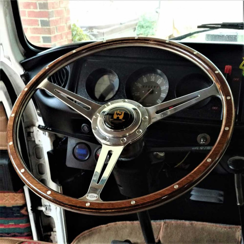 air cooled accessories lowlight steering wheel