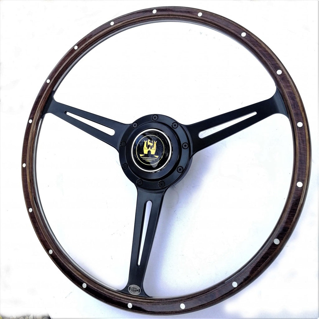 AAC250 bay window steering wheel