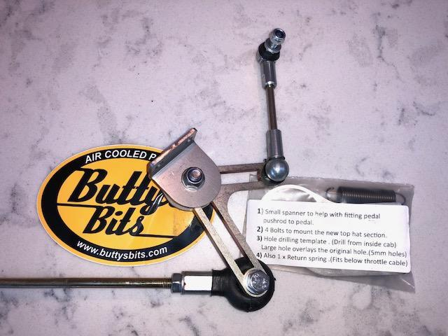 Surprising Buttys Bits Rhd 1967 69 Early Bay Window Throttle Kit Caraccident5 Cool Chair Designs And Ideas Caraccident5Info