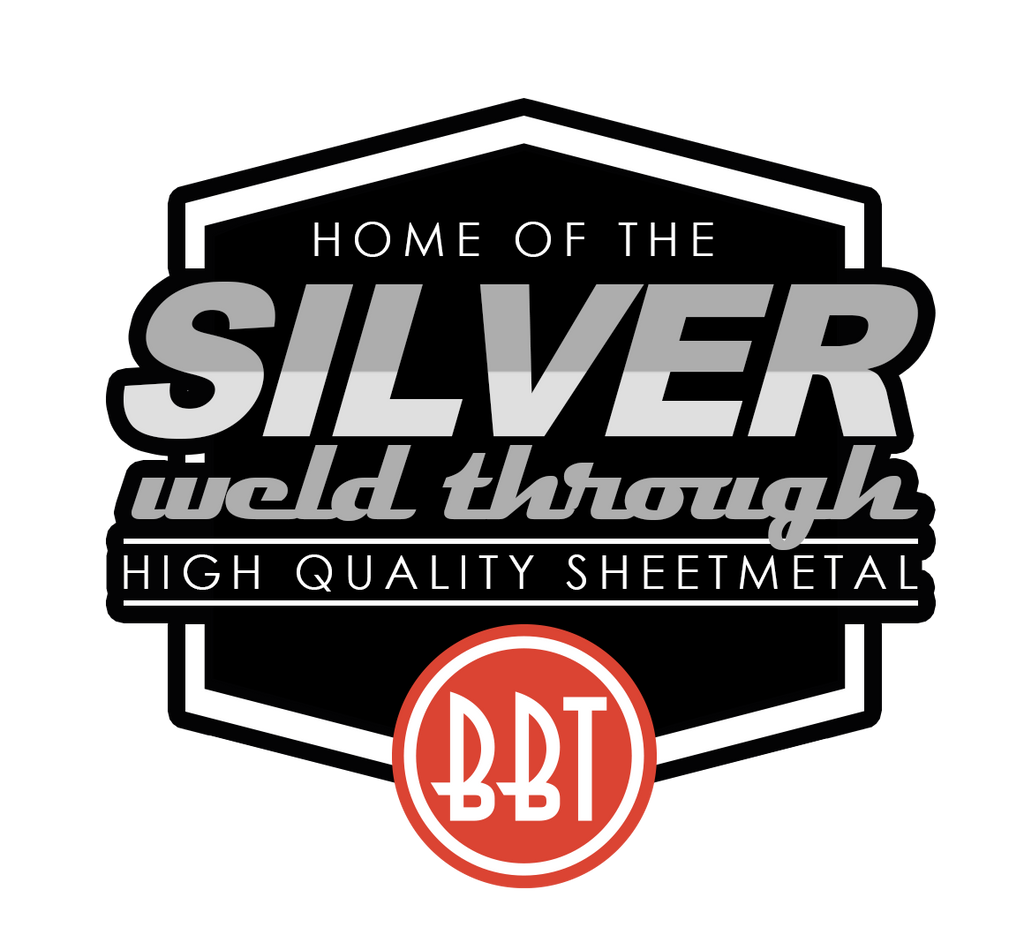 bbt silver weld through