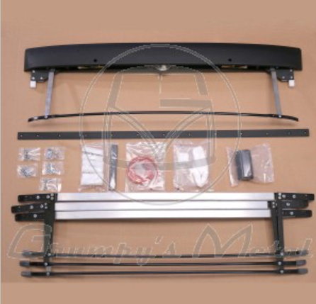 VW Kombi sunroof assembly kit