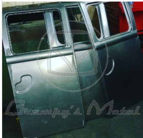VW Kombi cargo door GM1323 splitscreen