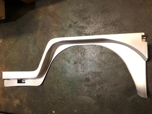 Split Screen Bus 1962 - 1967 Thin Lip Wheel Arch Complete RH dogleg