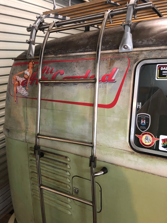 kombi ladder vw