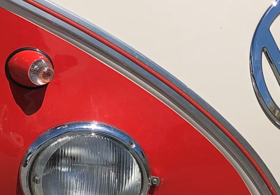 VW Kombi deluxe belt trim
