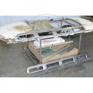 VW Kombi sunroof conversion kit