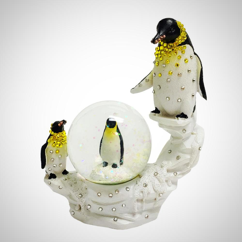 MINI SNOW GLOBE - DISTINCTIVE ANIMALS